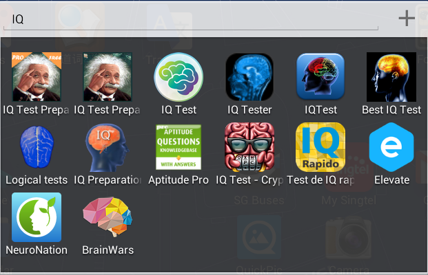 IQ Apps GEP